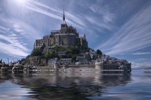 Mont-Saint-Michel | © PIXABAY